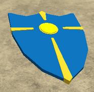 Frostforged Shield