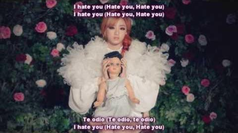 Ladies' Code - Hate You (Sub