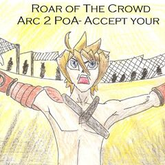 Galant for the cover of the second Arc of PoA