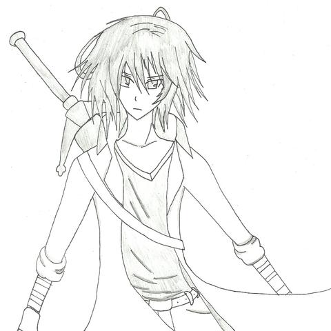 Fate's version of Nakuro