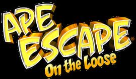 Ape Escape On The Loose logo gamescanner