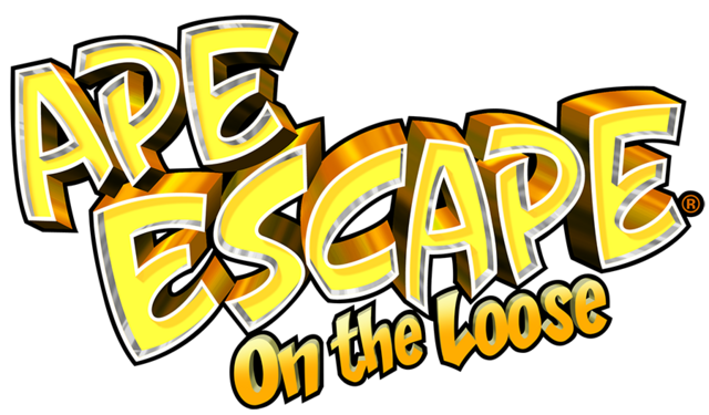 File:Ape Escape On The Loose logo gamescanner.png
