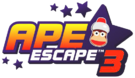 Ape Escape 3 EUROPE