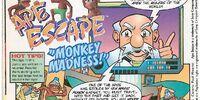 Ape Escape (Comics)