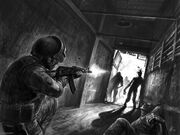 Ya don t say have a russian shooting zombies 1cca97fe380727be37d82f68e7a0aaa7