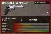 Raging Bull .44 Magnum