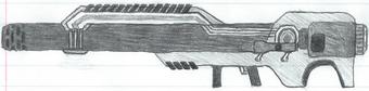 Gauss Blaster