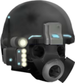 UNSCDeepSpace ProtectionMask