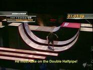 Double Halfpipe