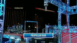 American Ninja Warrior S08E11 (Las Vegas National Finals Week 1) 217666