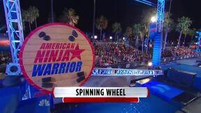 ANW6 Spinning Wheel