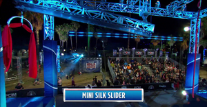 Mini Silk Slider