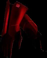 RED Graphene Gloves