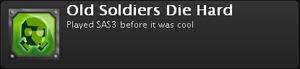 Old Soldiers Die Hard