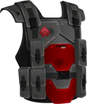 Heavy Trooper Vest RED