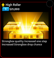 High Roller Low