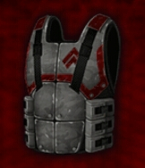 Special Forces Vest -RED- (Mobile)