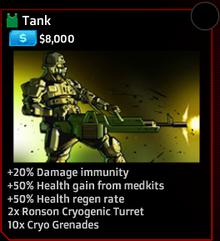Tank Low