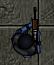 The player wielding a AK47 assault rifle