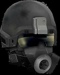 Hardplate Helm