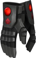Special Forces Gloves RED