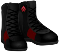 HVM Combat Boots RED