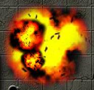 SAS 2 Grenade