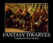 Motiv - fantasy dwarves