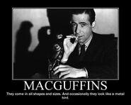 Motiv - macguffins