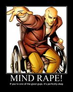 Motiv - mind rape