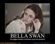 Motiv - bella swan feminism