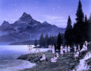 Elves Awakening Ted Nasmith