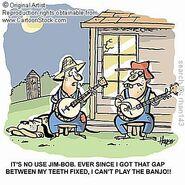 Hillbillies cartoon