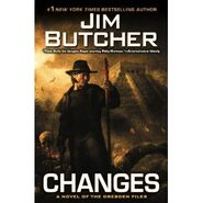 Changes - Jim Butcher