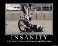Motiv - insanity definition