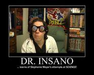 Motiv - insano reacts to Smeyer's science