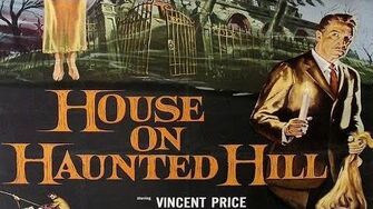 House On Haunted Hill - 1959 - Vincent Price