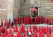 Volturi gathering