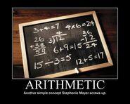 Motiv - smeyer fails arithmetic