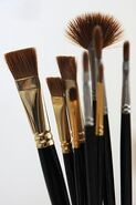 Sable Art Brushes