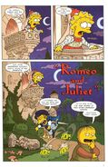Romeo and juliet - simpsons