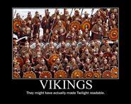 Motiv - vikings twilight