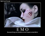 Motiv - emo because fixing your problems
