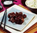 Boeuf sauce Teriyaki