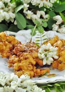 beignets de fleurs d'acacia | wikia saveurs du monde | fandom