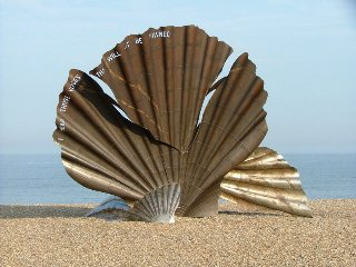 The Scallop, Aldeburgh1