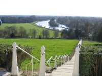 River Thames from Richmond Hill down path1