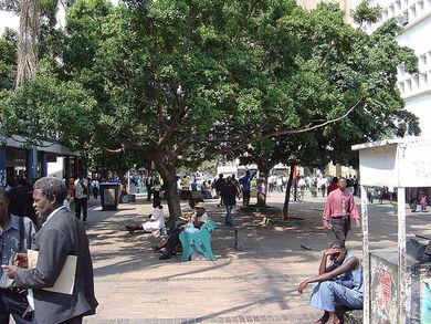 First Street, Harare, Zimbabwe