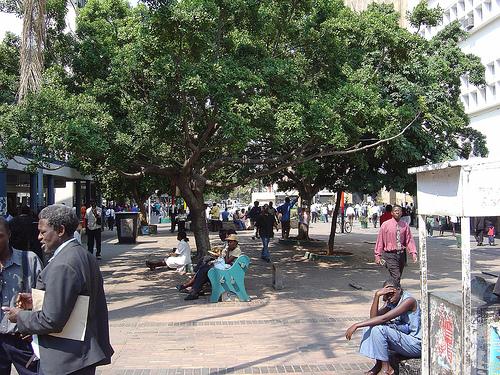 File:First Street, Harare, Zimbabwe.jpg