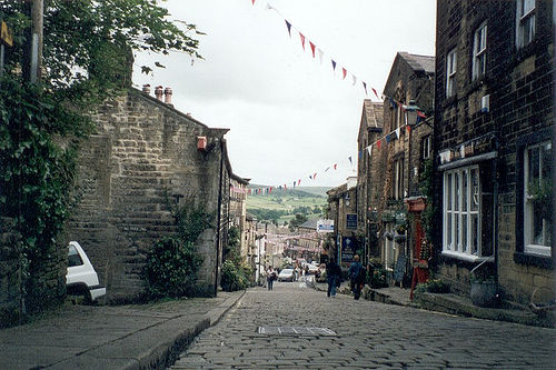File:Haworth Main Street.jpg